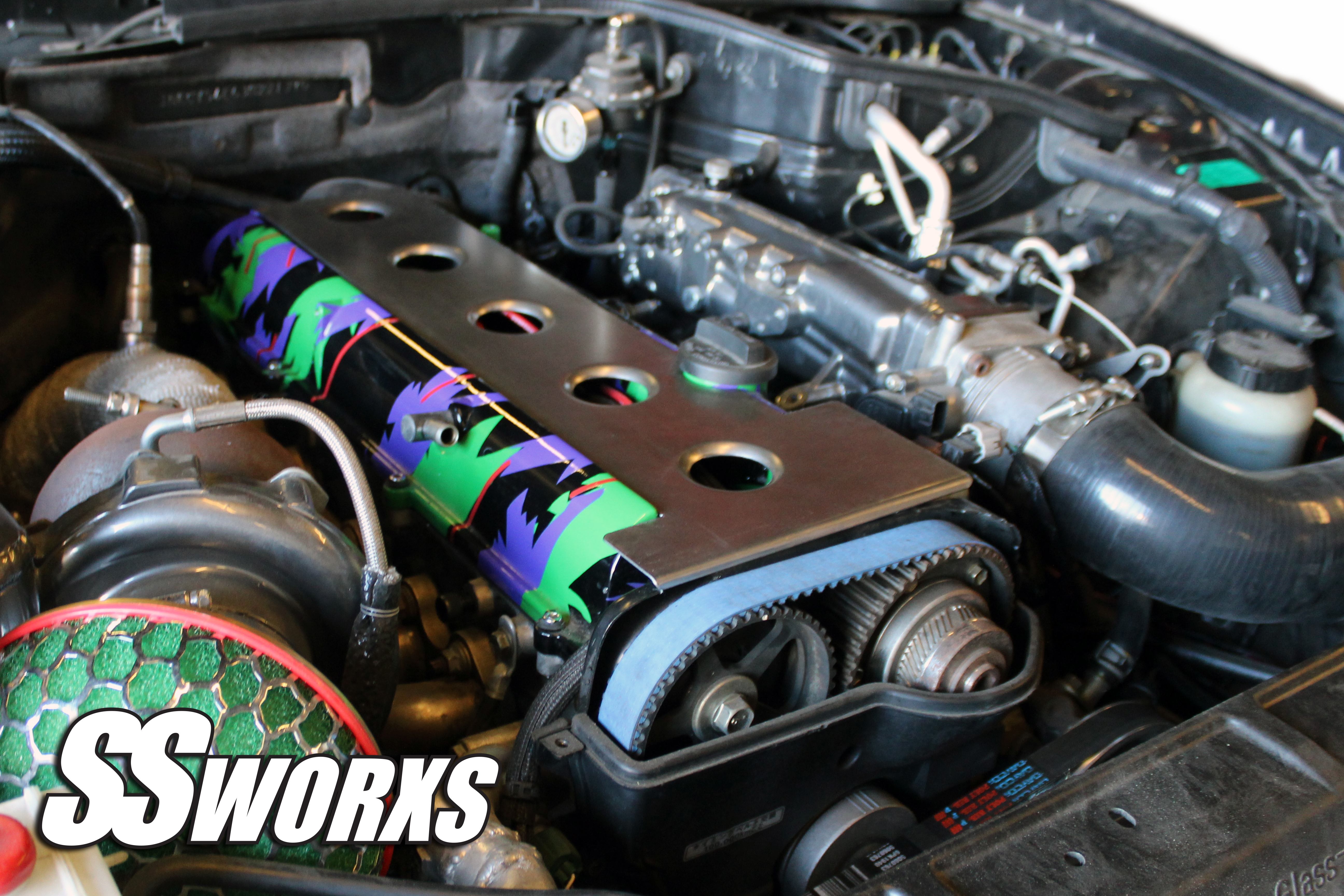 Toyota Supra Vvti 2jz 1998 Rz 400ps 6 Speed Vvt I Engine Wiring Diagram Ssworxs Genuine Japanesse Car Parts And Accessories