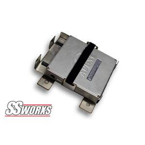SSworxs ECU Bracket Universal AEM V2 / APexi PC
